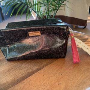 NWT Simply Southern Makeup Travel Bag Cosmetic Bag